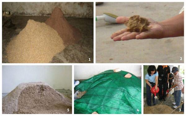 Metode membuat pupuk kompos takakura
